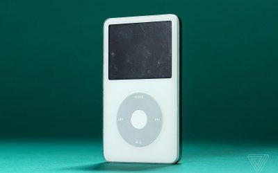 Ode to the iPod click wheel