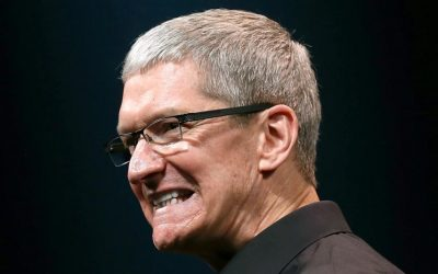Don't cry too much for Apple