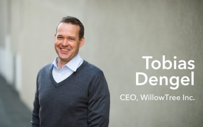 "Episode #43: Why are ""multi-modal voice experiences"" about to explode? Hanging with Tobias Dengel (WillowTree Inc.)"